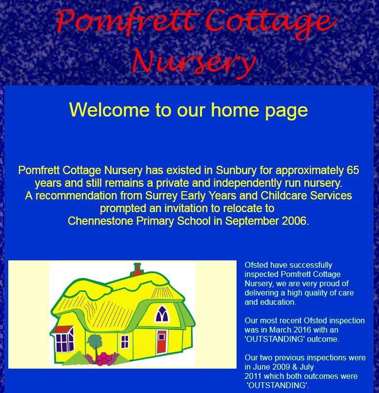 Pomfrett cottage