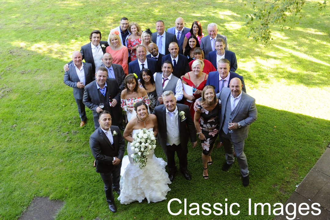 wedding-group-guest-above-classic-images-sunbury