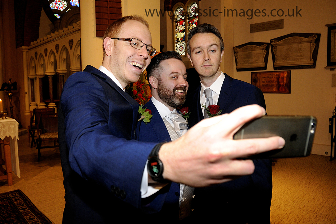 bridegroom-bestman-church-wedding-photo-sunbury